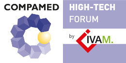 Graphic: COMPAMED HIGH-TECH FORUM by IVAM