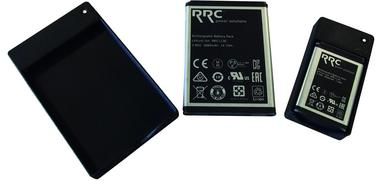 Semi-Smart Standard Battery Packs RRC1120 & RRC1130 with Battery Chargers