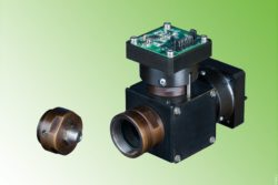 Picture: LED CW laser module (continuous wave laser); Copyright: Askion