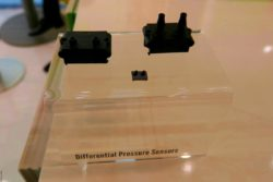 Image: Differential pressure sensor from Sensirion AG ; Copyright: beta-web/Petig