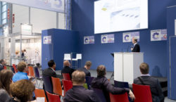 Foto: Lecture at COMPAMED HIGH-TECH FORUM