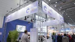 mage: Booth of the COMPAMED HIGH-TECH FORUM by IVAM at COMPAMED