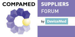 Logo COMPAMED SUPPLIERS FORUM