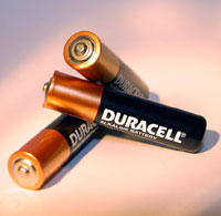 Photo: Batteries