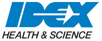 Graphic: Logo IDEX Health & Science