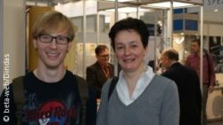 Image: Angela Bisping and Dennis Keürhorst; Copyright: beta-web/Dindas