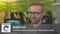 "Image: Preview picture to the video ""Fraunhofer ENAS"""