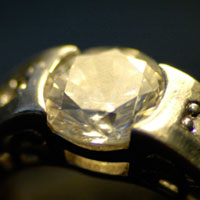 Photo: A diamond