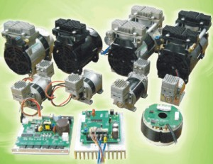 BLDC, Vacuum,Air,pumps