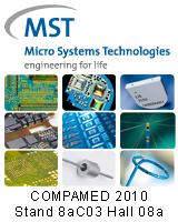 Banner der Firma Micro Systems Technologies