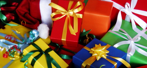 Photo: Many gifts