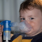 Photo: Child with Asthma