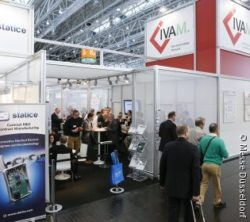 Photo: Stand at COMPAMED