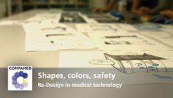 "Photo: Preview picture of video ""Shapes, colors, safety – Re-Design in medical technology"""