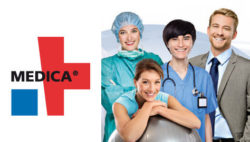 Photo: MEDICA Logo; © Messe Düsseldorf