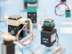 Foto: Electronical components