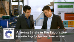 "Photo: Preview picture of video ""protective bags for specimen transportation"""