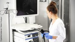 Image: The new laser sensor may enable better medical examinations; Copyright: panthermedia.net / Robert Przybysz