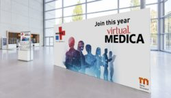 Photo: virtual.MEDICA is organized by Messe Düsseldorf.