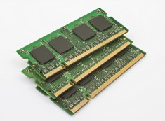Photo: Memory Chips